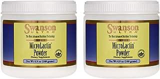Swanson Microlactin Powder 4.9 oz Pwdr 2 Pack