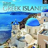 Greek Islands,  2020 Wall Cale...
