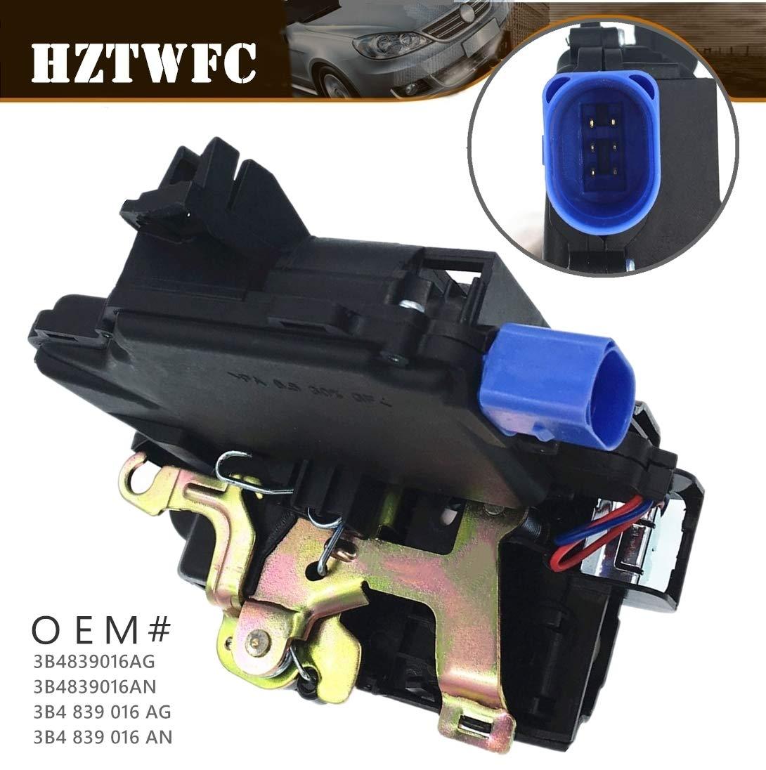 HZTWFC Accionador de Bloqueo de Puerta Trasera Derecha para Coche, Número de Pieza 3B4839016AG / 3B4839016AN: Amazon.es: Coche y moto