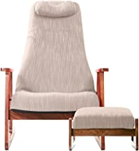 P!NTO CHAIR LIVING CONFORT 正しい姿勢の習慣用座椅子/専用オットマン付き(PINTO CHAIR)[brown]