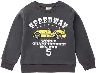 Toddler Baby Sweatshirt Winter,Leegor Sale Children Kids Boy Cartoon Car Letter Print Warm Pullover Clothes