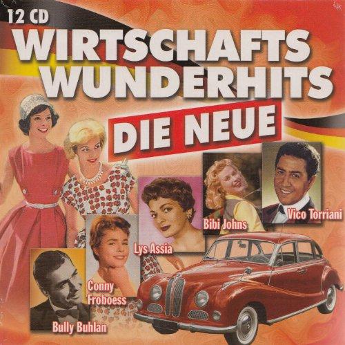 Witschaftswunder Hits - Die Neue - 12 CD Box