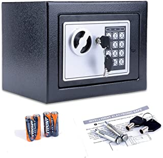 small safe with keypad