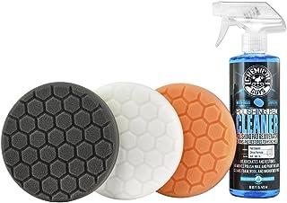 "Chemical Guys HEX_3KIT_6 6.5"" Buffing Pad Kit (4 Items), 16 fl. oz, 4 Pack"