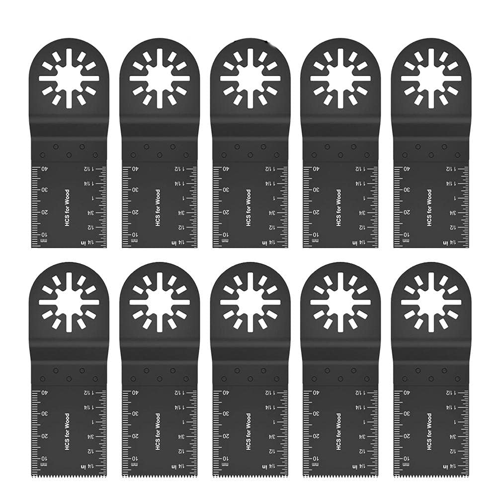 Oscillating Saw Blade - Latest item Classic B Multitool 34mm Carbide