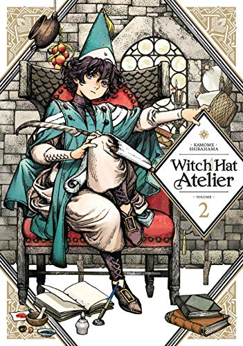 Witch Hat Atelier Vol. 2 (English Edition)