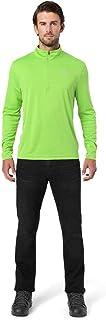 Spyder Men's Limitless Solid Half Zip T-Neck Camisetas atléticas Hombre