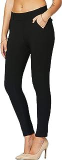 Premium Women's Stretch Dress Pants - Wear to Work -...