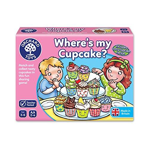 Orchard Toys Where's My Cupcake? [Importato da UK]