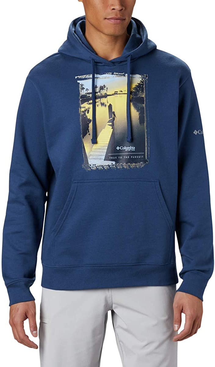 Columbia Mens PFG Seasonal Hoodie