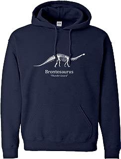 Indica Plateau Brontosaurus Unisex Adult Hoodie