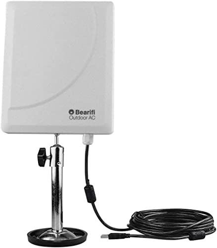wholesale Bearifi BearExtender Outdoor AC 802.11ac Dual Band 2.4/5 GHz lowest High outlet online sale Power USB Wi-Fi Extender Antenna PCs online