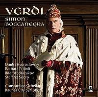 Verdi: Simon Boccanegra by Dmitri Hvorostovsky