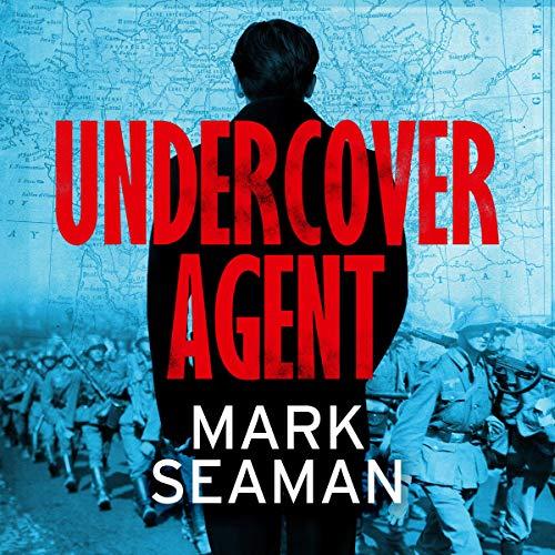 Page de couverture de Undercover Agent