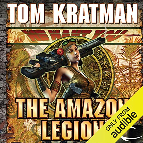 The Amazon Legion cover art