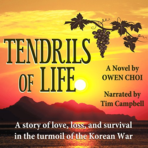 Tendrils of Life audiobook cover art