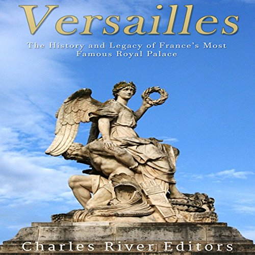 Versailles audiobook cover art