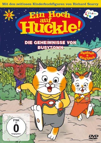 Ein Hoch auf Huckle, Vol. 2: Die Geheimnisse von Busytown