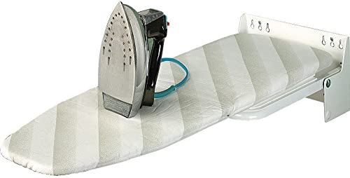 Wall-Mounted Ironing Board