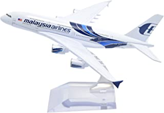 Tang-Dynasty(TM 1:400 16cm Airbus A380 New Painting Malaysia Airlines Metal Airplane Model Plane Toy Plane Model