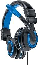 Fone de Ouvido Headset Gamer GRX-350 Dreamgear DGUN-2962 Preto e Azul