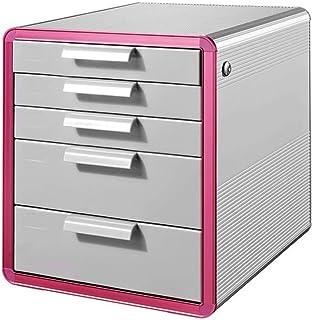Armoire de bureau Documents Caisson Tiroir Coffret Rangement Organisateur Classement et organisation papier Documents Outi...