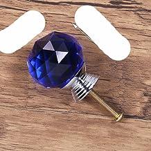 mode kristallen kast knoppen en handgrepen kleurrijke kristallen dressoir lade knoppen keuken handgrepen meubels handvat h...