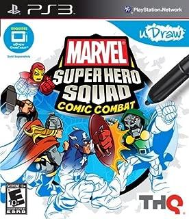 Marvel Super Hero Squad: Comic Combat - Playstation 3 (Renewed)