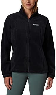 Columbia Women's Plus-Size Benton Springs Plus Size Full Zip Outerwear