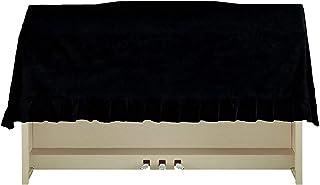 Clairevoire Clavinova - Funda para piano digital (alta resistencia al agua, hecha a mano con terciopelo premium de lujo, compatible con Yamaha Clavinova CVP CLP series (57.8 pulgadas [147 cm)