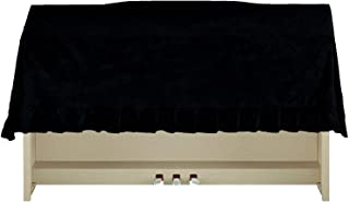 Clairevoire Clavinova Digital Piano Dust Cover   water-proof   Handcrafted with luxury-grade Premium Velvet   Fits Yamaha Clavinova and other similar sized pianos (57.8 in (147cm))