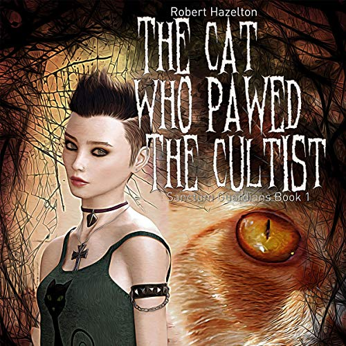 The Cat Who Pawed the Cultist audiobook cover art