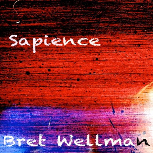 Sapience audiobook cover art