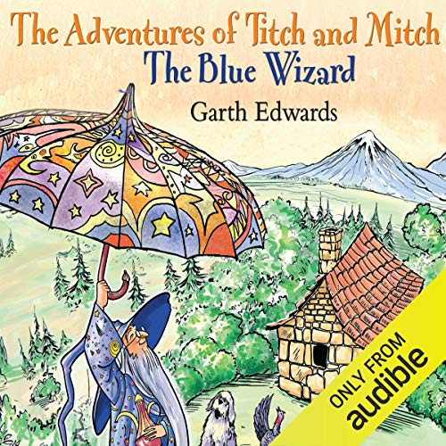 The Blue Wizard cover art
