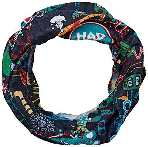 HAD/® /Écharpe Multifonction Enfants Coolmax Kids Melange Deep Blue