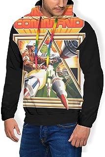 Missile Command Cover Art - Sudadera con capucha para hombre