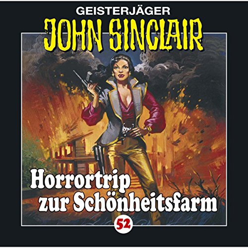 Horrortrip zur Schönheitsfarm audiobook cover art