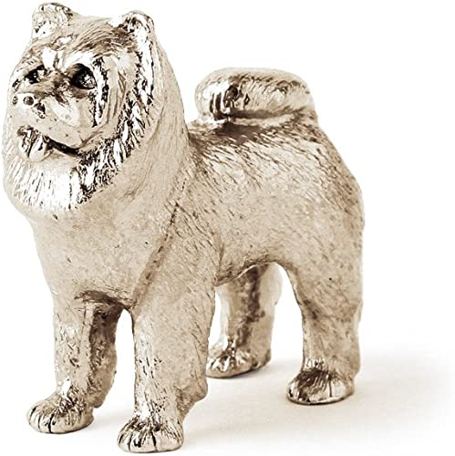 Chow Chow dog figure made in UK (japan import)