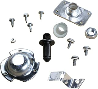 EXPWE25X205 GE, Hotpoint Dryer Rear Drum Bearing Kit Replaces WE25X205, AP2619102, PS267583