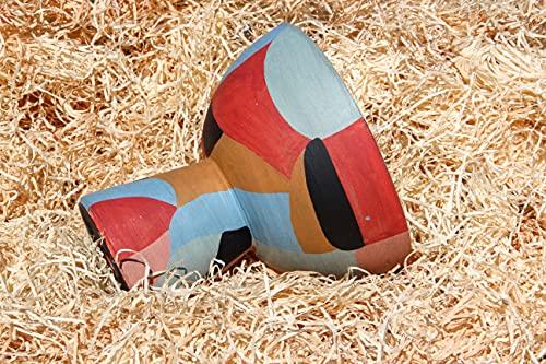 Bio Holzwolle 1 Kg - 10 Kg   Premium Füllmaterial für Geschenke   Helles Polstermaterial aus Fichtenholz - unbehandelt (1 Kg)