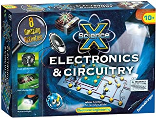 Ravensburger Science X Electronics and Circuitry Activity Kit