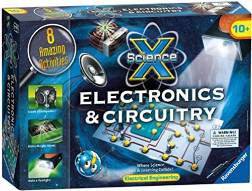 Ravensburger Science X Maxi  Electronics and Circuitry