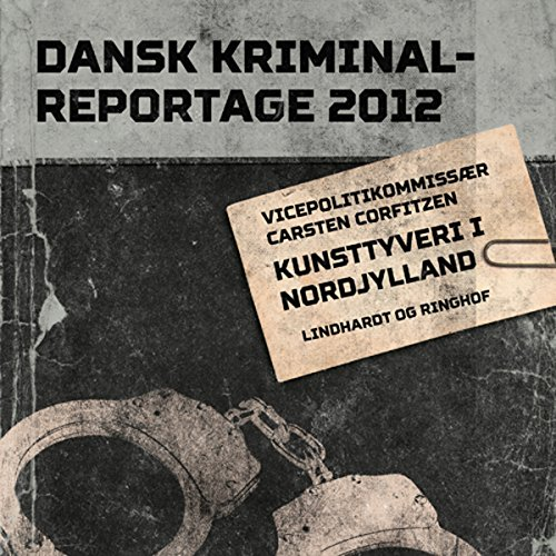 Kunsttyveri i Nordjylland audiobook cover art