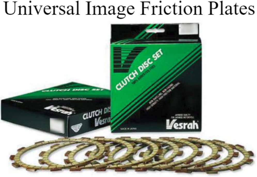 Vesrah Clutch NEW Friction Plates for Yamaha Raptor New product Edit Special 700