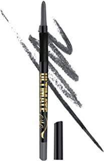 L.A. Girl Ultimate Intense Stay Auto Eyeliner, Continuous Charcoal,