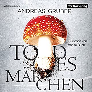 Todesmärchen audiobook cover art
