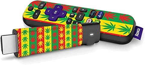 MightySkins Skin Compatible with Roku Streaming Stick + - Mary Jane | Protective, Durable, and Unique Vinyl Decal wrap Cover | Easy to Apply, Remove, and Change Styles | Made in The USA