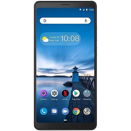 """Lenovo 4203065 4203065 Tab V7 Pb-6505M 6.9"""" 3Gb 32Gb Teléfono Móvil Dual Sim, Negro"""