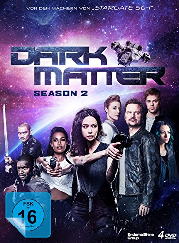 Dark Matter - Season 2 [4 DVDs]