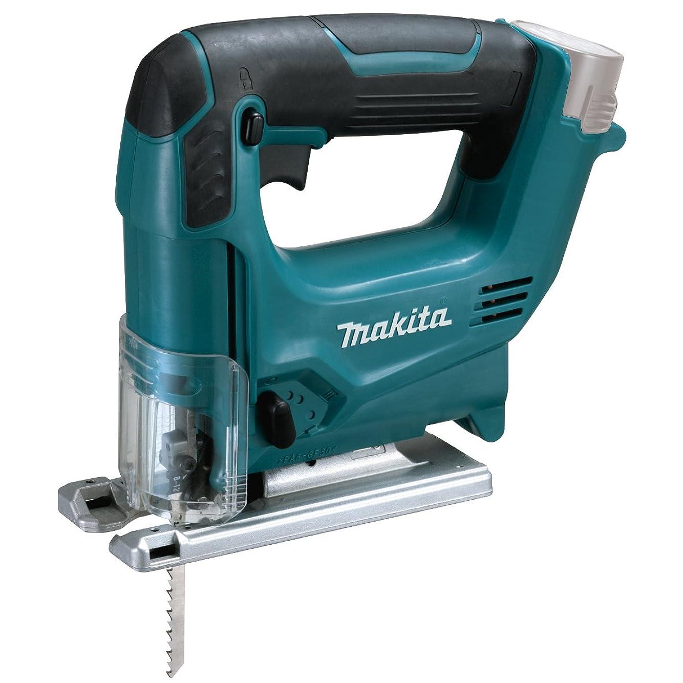 ところで切り離すジャニスマキタ(Makita)  充電式ジグソー (本体のみ/バッテリー?充電器別売) 10.8V JV100DZ